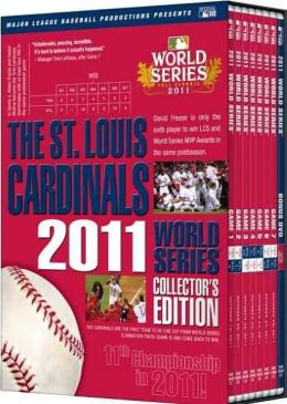 The St. Louis Cardinals 2011 World Series Collector's Edition