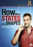 Video/DVD. Title: How The States Got Their Shapes: Season 1