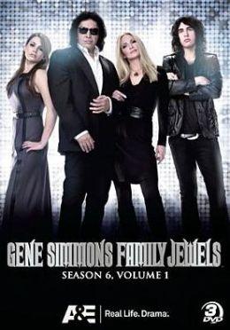 Gene Simmons Family Jewels: Season 6 - Part 1