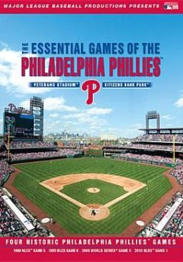 Essential Games Of Philadelphia Phillies