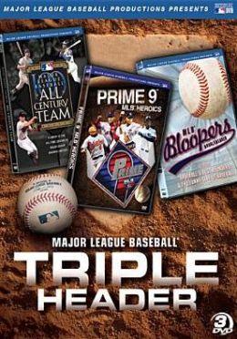 Mlb: Major League Baseball Triple Header