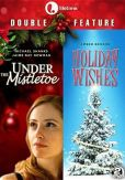 Video/DVD. Title: Under the Mistletoe/Holiday Wishes