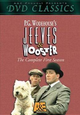 Jeeves & Wooster: Complete 1 Season