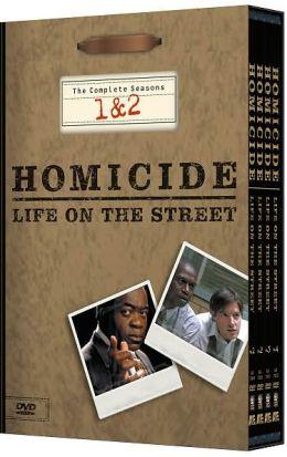 Homicide Life on the Street - Seasons 1 & 2