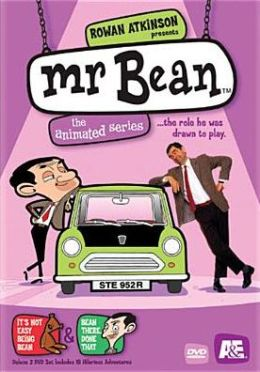 Mr Bean: It's Not Easy Being Bean
