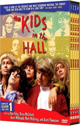 Kids in the Hall: Complete Season 1 1989-1990