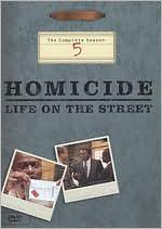 Homicide Life on the Street - Complete Season 5