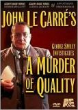 Video/DVD. Title: A Murder of Quality
