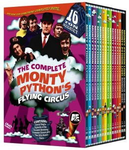 The 16-Ton Monty Python Megaset™