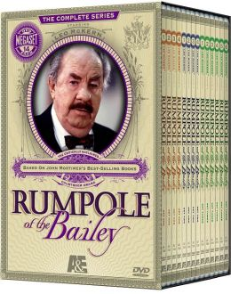 Rumpole of the Bailey Megaset