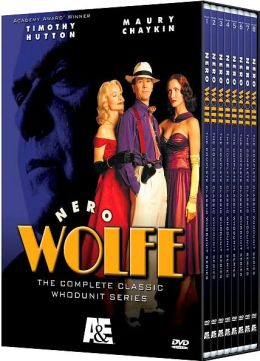 Nero Wolfe - The Complete Classic Whodunit Series