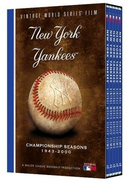 Vintage World Series Films: New York Yankees