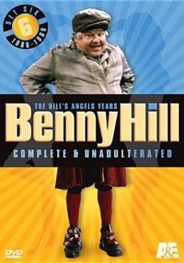 Benny Hill Set 6: Hill's Angels - Comp & Unadult