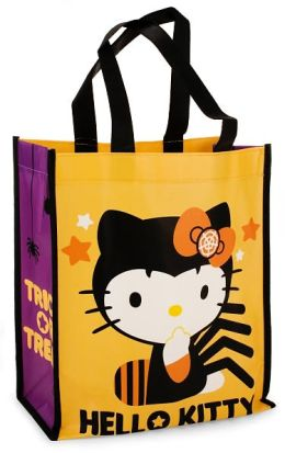 Hello Kitty Halloween Small Shopper Tote