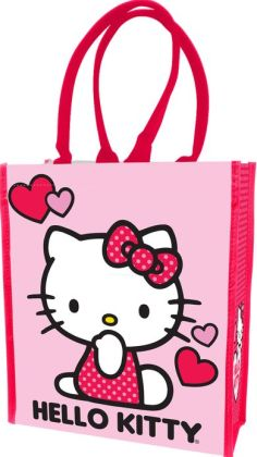 Hello Kitty Small Shopper Tote