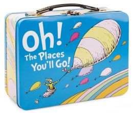 Dr. Seuss Oh, the Places You'll Go! Large Tin Tote