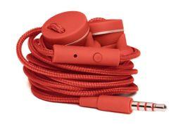 Urbanears Medis In-Ear Stereo Headphones - Tomato
