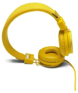 Urbanears Plattan On-Ear Stereo Headphones - Mustard