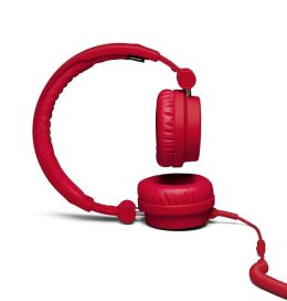 Urbanears Zinken On-Ear Stereo Headphones - Tomato