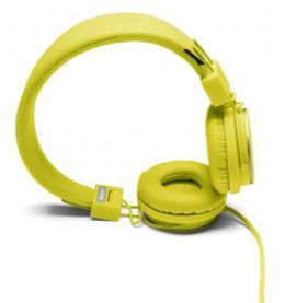 Urbanears Plattan On-Ear Stereo Headphones - Citrus