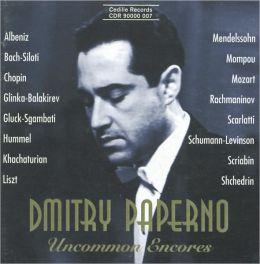 Uncommon Encores