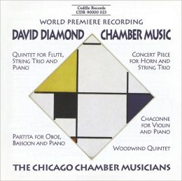 David Diamond: Chamber Music