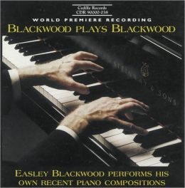 Blackwood Plays Blackwood