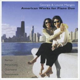 American Works for Piano Duo