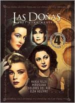 4 Pack Idolos De Oro Del Cine Mexicano Las Donas