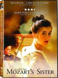 Video/DVD. Title: Mozart's Sister