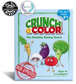 Crunch a Color, The Healthy Eating Game