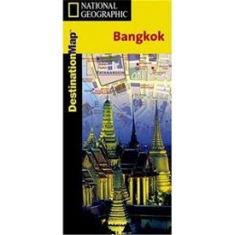 National Geographic DC00622046 Map Of Bangkok