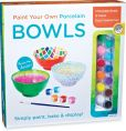 Product Image. Title: Paint Your Own Porcelain Bowls