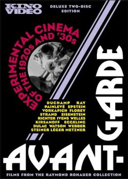 Avant Garde: Experimental Cinema of the 1920s & '30s