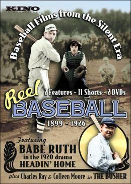 Reel Baseball (2pc) / (Rmst)