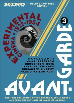 Avant Garde 3 - Experimental Cinema of 1922 - 1954