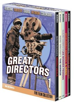 Great Directors, Volume 1