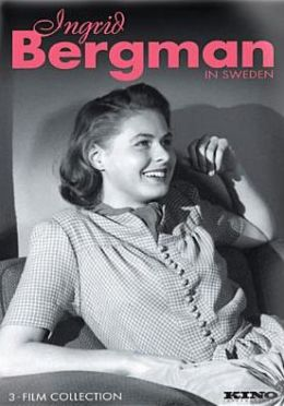 Ingrid Bergman: Swedish Film Collection