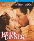 Video/DVD. Title: Late for Dinner