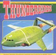 Thunderbirds [Original TV Soundtrack]