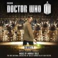 CD Cover Image. Title: Doctor Who: Series 7 [Original Television Soundtrack], Artist: Murray Gold