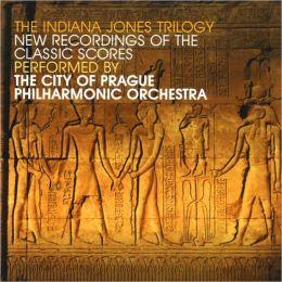 The Indiana Jones Trilogy: New Recordings