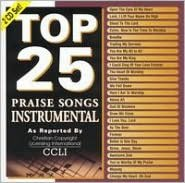 Top 25 Praise Songs: Instrumental