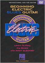 Beginning Electric Blues Guitar
