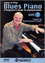 Learn to Play Blues Piano, Vol. 1