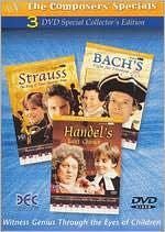 Bach Handel & Strauss