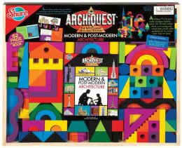 ArchiQuest Modern Architecture-Painted Edition