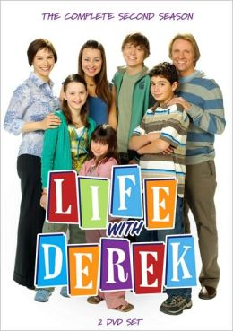 Life with Derek: the Complete Second Season