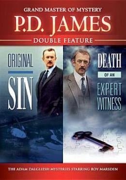 P.d. James: Original Sin/Death of an Expert Witness