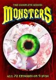 Video/DVD. Title: Monsters: Complete Series